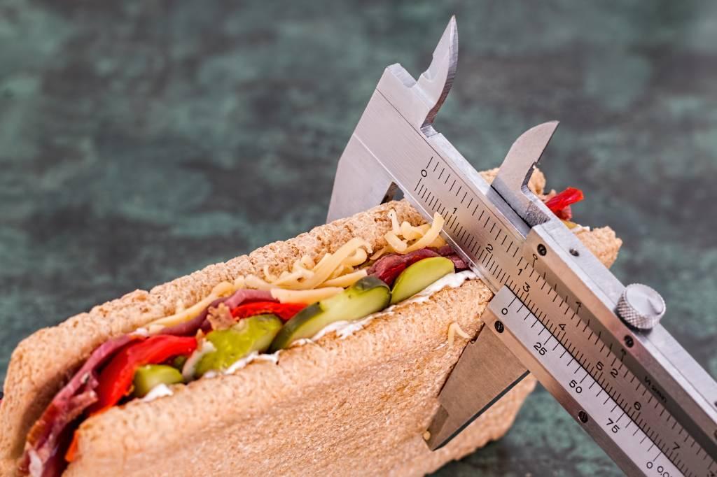 esempio di dieta a 2600 calorie