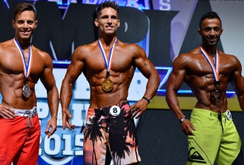 Anche all'Olympia Amateur BioTechUSA vince!